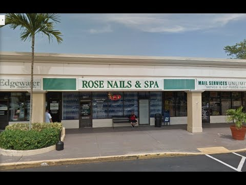 Rose Nails & Spa - Stuart FL 34997