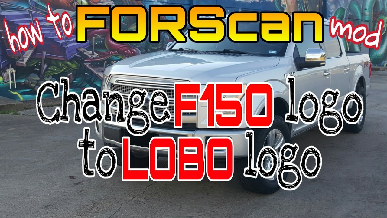 FORScan mod of ipc intro change to LOBO