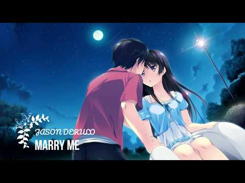 Nightcore(Lyrics) - Marry Me (Female Version)