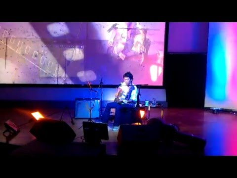 Herry Firmansyah - Blues Iblis (Adrian Adioetomo Cover) [Live at Delta Blues : Steel Againts Steel]