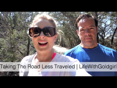 Taking The Road Less Traveled | LifeWithGoldgirl