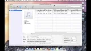 Audiobook Converter for Mac - Convert DRM AudioBooks to MP3 on Mac OS X