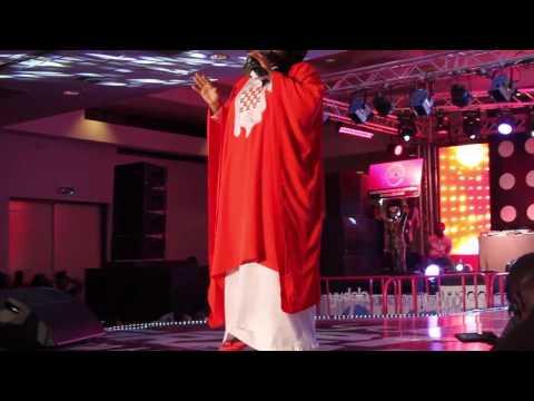 Chioma Jesus Ministering at Yudala Zero Gravity Gospel Concert Abuja