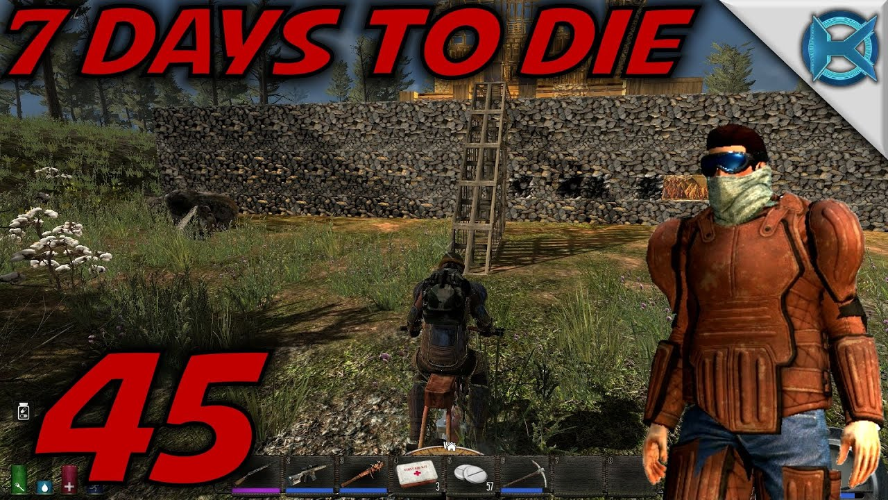 how to make minibike 7 days to die