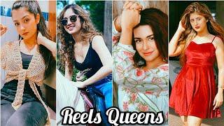 New Trending Reels 20th October  Amulya Rattan, Jannat Zubair, Arishfa khan, Avneet kaur & many more