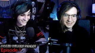 Johnnie Guilbert Podcast Episode 1 Kyle David Hall