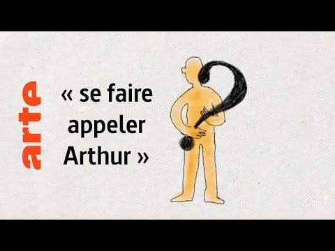 l'expression : se faire appeler Arthur - Karambolage - ARTE