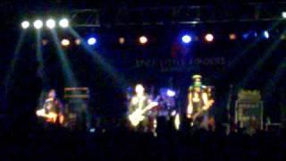 slf alternative ulster glasgow barrowlands 17th march 2010 19th annual st patricks night gig mp4