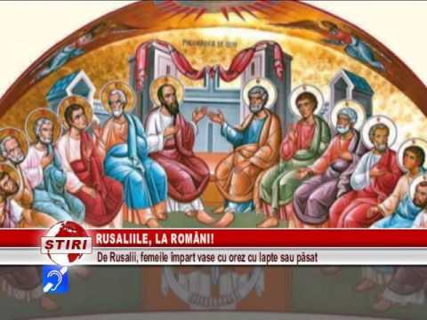 Rusaliile La Romani