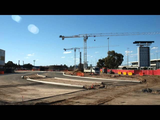 Adelaide Airport Redevelopment Update 26 June 2011