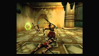CGRundertow - THE MARK OF KRI for PlayStation 2 Video Game Review