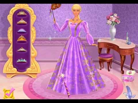 Принцесса рапунцель игра скачать