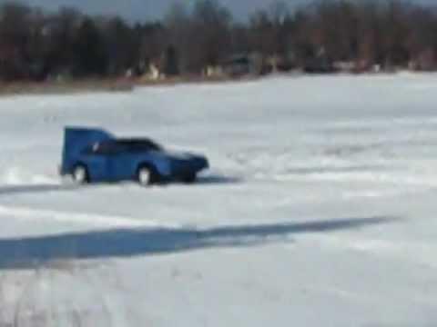 Ice Racer 2.. 1983 Toyota Celica Supra