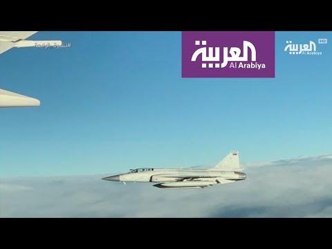 طائرات مقاتلة ترافق محمد بن سلمان أثناء دخوله باكستان  - نشر قبل 51 دقيقة