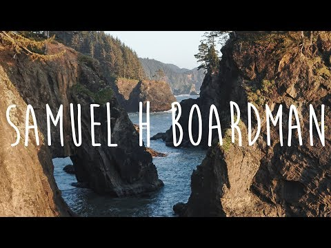 Samuel H Boardman, gem of the Oregon coast.