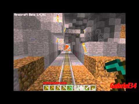 mineria minecraft