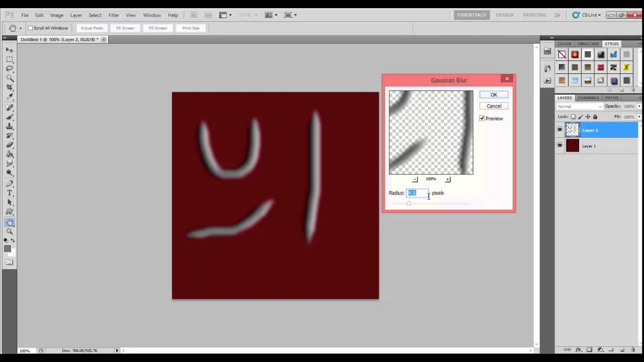 How to Remove Wrinkles in Photoshop - PHLEARN