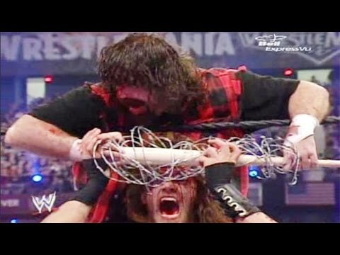 Top 10 Best Moments: Mick Foley