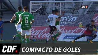 Audax Italiano 0  - 3 Colo Colo  | Torneo Scotiabank Transición 2017 (Apertura) Décima Fecha | CDF