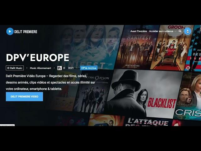 Accueil & Compte Abonnés DPV'Europe