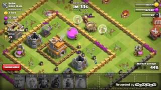 Clash of Clans!Victorie.