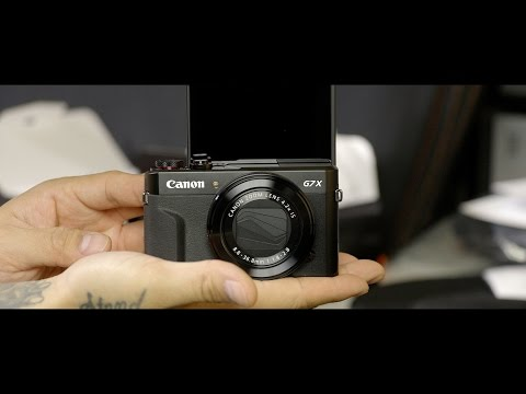Best camera for Vlogging and Travel 2016? Canon G7X MKII