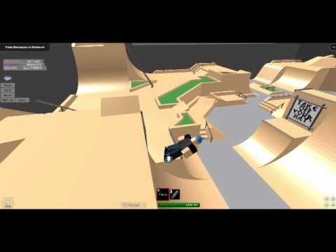ROBLOX Skateboarding 2
