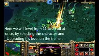 Warcraft 3 III +15 Trainer (PC) Dota All Version Editor