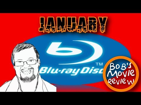 January 2018 Blu-Ray Release Preview