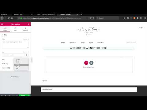 WordPress Genesis Theme Tutorial: How to create and edit gravity forms thumbnail
