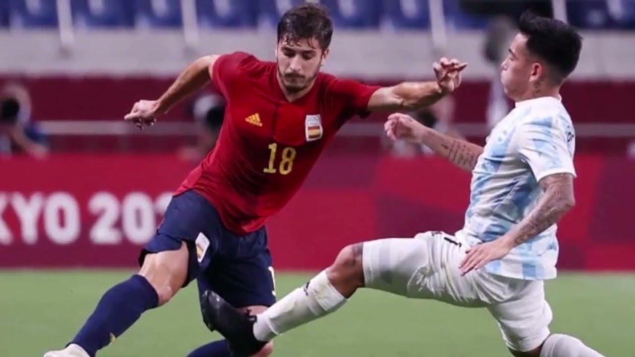 La seleccion sub-23 Argentina empato con España y quedo fuera de los juegos olimpicos