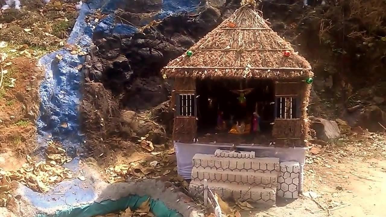 Christmas Crib Kerala India Youtube