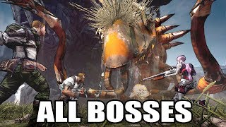 Borderlands 2 GOTY - All Bosses (With Cutscenes) HD 1080p60 PC