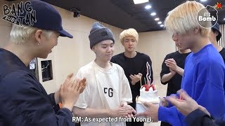[ENG] 190417 [BANGTAN BOMB] SUGA's Surprise Birthday Party! - BTS (방탄소년단)