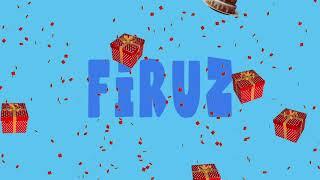 İyi ki doğdun FİRUZ - İsme Özel Ankara Havası Doğum Günü Şarkısı (FULL VERSİYON) (REKLAMSIZ)