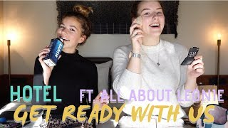 GET READY WITH US, met All About Leonie ࿎ Forever Jade