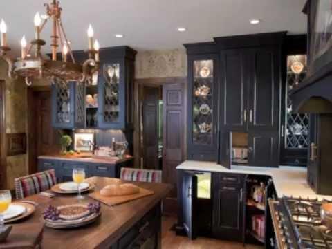 Kitchen Designs By Ken Kelly Black Kitchen Design Rockville Center NY