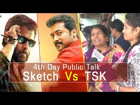 4th Day Sketch vs Thaanaa Serndha Koottam...