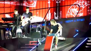 One Direction, Barcelona - Introducing the band (Viva la Vida) 8.7.2014