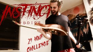 Writing and recording a Metal EP in 24 Hours (Part One)