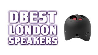 Video DBEST London Review - Mini Rechargeable Bluetooth Speakers download MP3, 3GP, MP4, WEBM, AVI, FLV Agustus 2018
