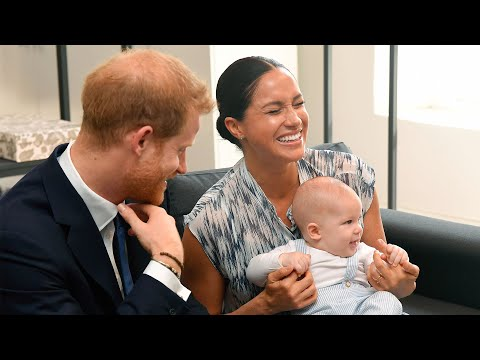 Meghan Markle and Harry's 5 CUTEST MOMENTS with Son Archie