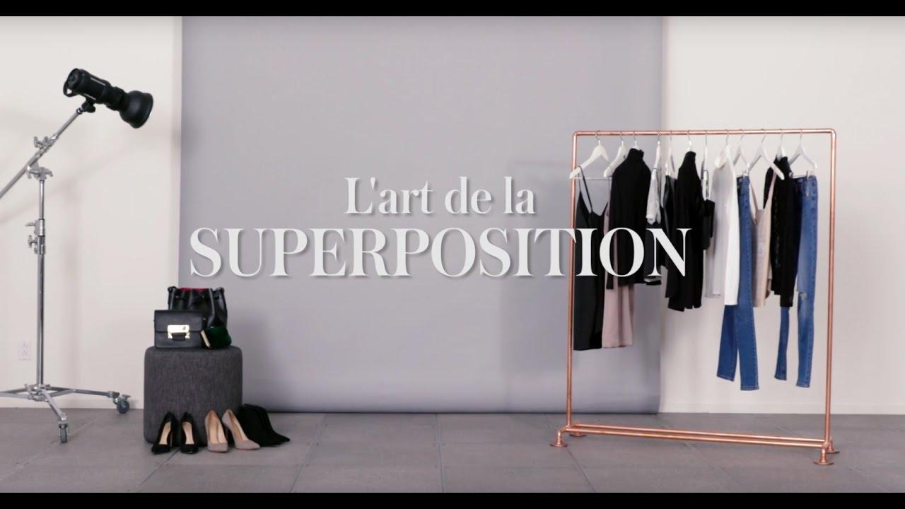 L'art de la superposition
