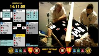 Marit Sveaas International Bridge Tournament 2016