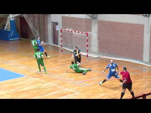FINAL FOUR GREEK FUTSAL CUP  ΔΟΥΚΑΣ ΑΘΗΝΑ 90  22/03/2014