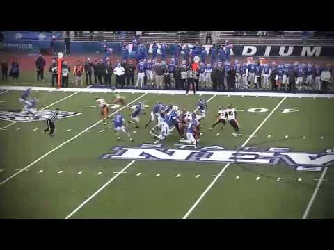 University at Buffalo Football Top 5 Play vs. Central Michigan
