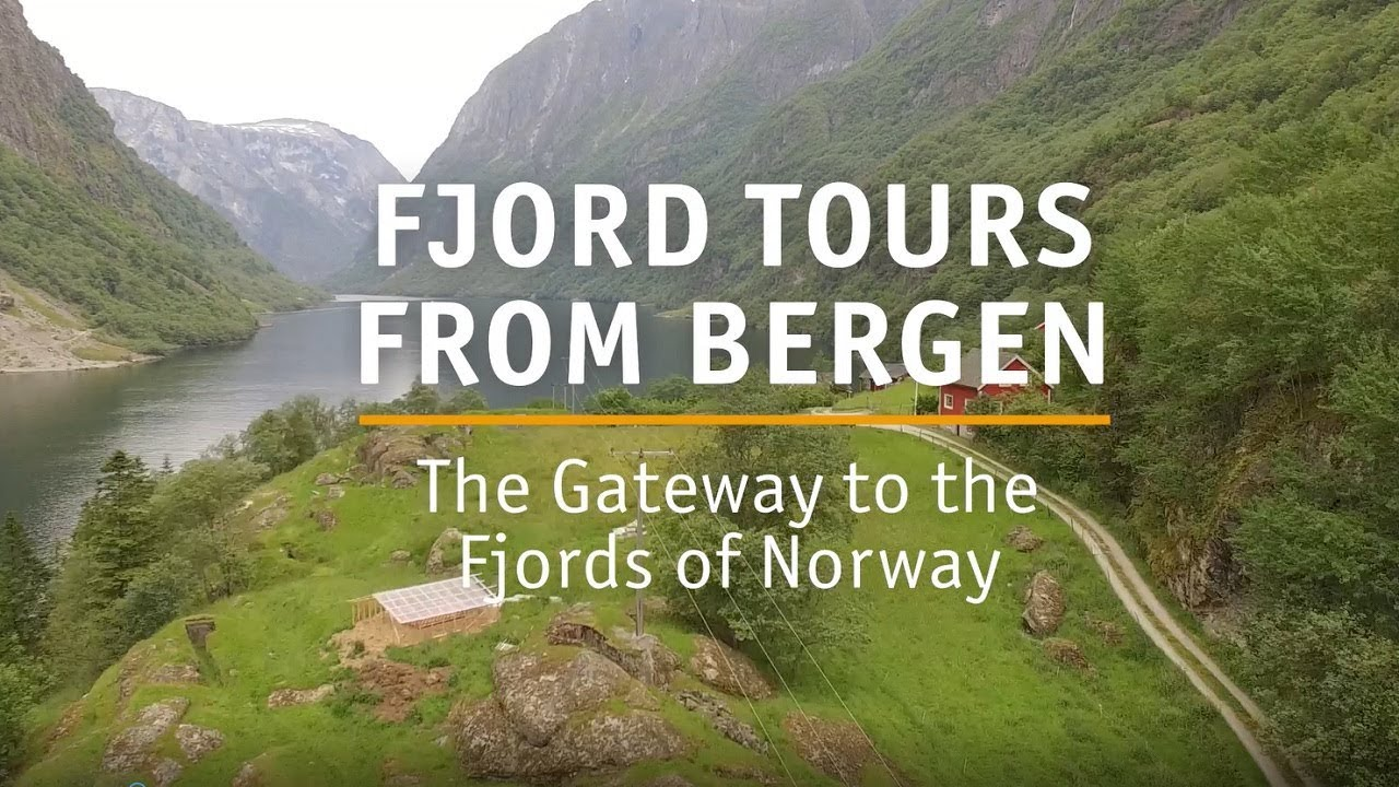 Thumbnail: Fjord tours from Bergen, Norway