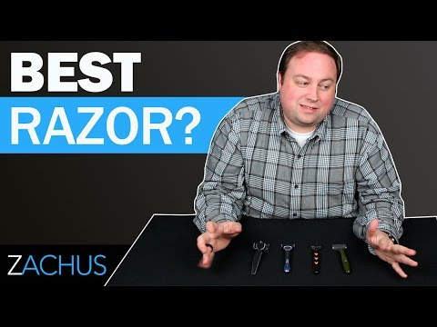 What is the best Razor for men? I Compare 4 Top Razors
