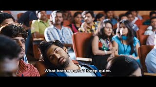 Krithi wakes up Yash in Seminar Hall | Rocking Star Yash Best Scenes of Kannada Movies