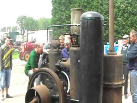BOOC Boechout ABC motor starten (oldtimer)